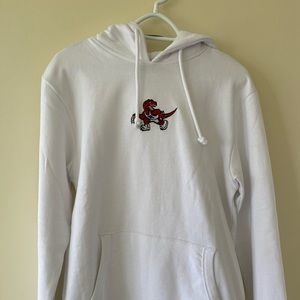 Embroidered Rapers Sweater